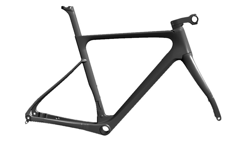 Racing Frame/Fork