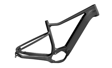 Full Carbon E-Suspension Frame