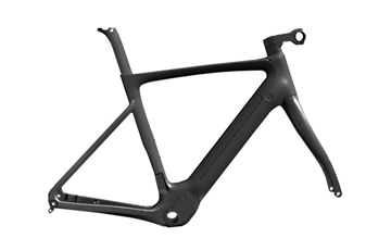 Full Carbon E-road Frame